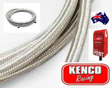 Dash AN 8 Braided Hose 1m Kenco Racing Products Australia Fuel Oil Race Speedway