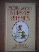 Mother Goose's Nursery Rhymes-K. Greenaway