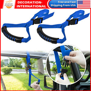Car Cane Portable Handle Door Grab Assist Mobility Aid Auto Standing Support 2×