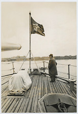 Russia, Storia, nave della marina  Vintage  Tirage argentique  20x30  Circ