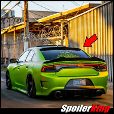 SpoilerKing (380R) Rear Window Roof Spoiler (Fits: Dodge Charger 2015-on)