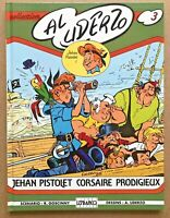 Jean PISTOLET 1 Corsaire PRODIGIEUX - EO 1989 / Goscinny & Uderzo Astérix TTBE