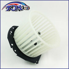 NEW HEATER BLOWER MOTOR W/FAN CAGE CHEVY GMC PICKUP BUICK PONTIAC OLDS TRUCK