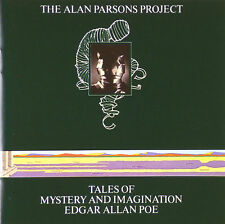 CD - The Alan Parsons Project - Tales Of Mystery And Imagination - #A1608