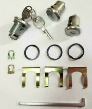 NEW 1971-1981 Cadillac Door & Trunk Lock set with NOS Cadillac Keys