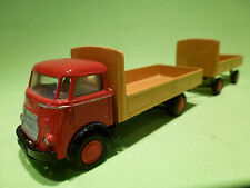 LION CAR  1:50 - KIKKER FRONTSTUUR  -  DAF 1600  -   IN REPAINTED CONDITION