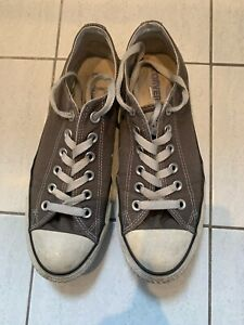Converse All Star Grey Size UK 6/US 8/EUR 39