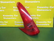 PEUGEOT 206 MK1 1998-2009 ESTATE PASSENGER SIDE REAR LIGHT