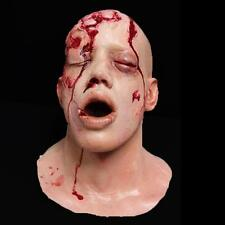 Life Size Zombie Head - Halloween Prop & Decoration - The Walking Dead Corpse