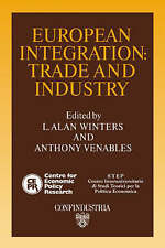 European Integration: Trade and Industry by Winters, L
