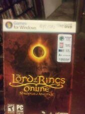 Lord of the Rings Online: Shadows of Angmar (PC, 2007)