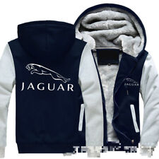 JAGUAR Automobile Herren Reißverschluss Mantel Jacke Winter Warm jacket new