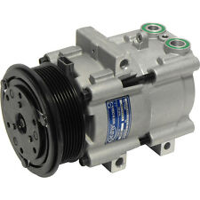 Brand New AC A/C Compressor With Clutch Fits: 91-93 Lincoln Town Car