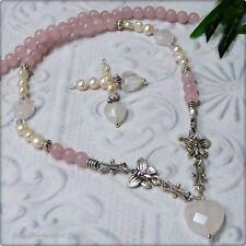 Quartz Handcrafted Jewellery Sets