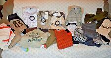 GSUS Sindustries: lot de vêtement neuf/lot of 24 new clothes with label size (M)