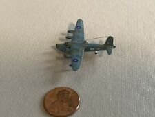 New ListingUnbranded 1/700 Scale Plastic Painted & Detailed Ww2 British Navy Float Plane