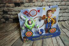 Disney Pixar Toy Story 4 Woody & Buzz Lightyear Arcade Action Figure 2 Pack