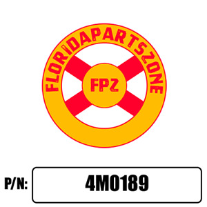 4M0189 - SEAL fits Caterpillar with Free Shipping