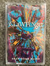 Clawfinger Deaf Dumb Blind Cassette -Still Sealed-
