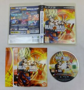 DRAGONBALL XV XENOVERSE GAME PLAYSTATION 3 - COMPLETE WITH MANUAL & POSTER