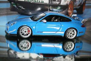 1/18 PORSCHE 911 GT3 RS / GT.3 R.S 4.0  2020  BURAGO NEUVE en Boîte d'origine