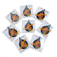 8 sets bronze Mandolin strings 010-034 Stainless steel bronze wound loop end New