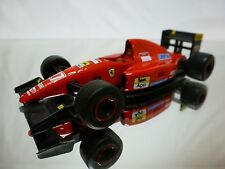 KYOSHO  FERRARI F92A   J.ALESI   - RACE CAR F1 1:43  - GOOD CONDITION