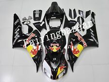 Fit for CBR1000RR 2006 2007 Black Yellow White ABS Injection Mold Fairing Kit