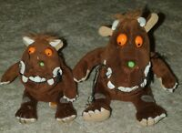 Aurora THE GRUFFALO Sitting Plush Medium/Small Soft Toy world book day x2 bundle