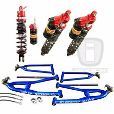 Elka LEGACY Front & Rear Shocks JD Performance A-Arms SUZUKI LTR 450 LTR450