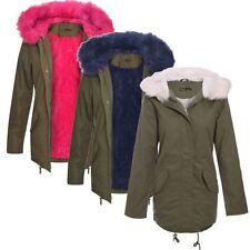 Casual Plus Size 100% Cotton Coats, Jackets & Vests for Women