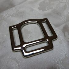 "2pc- 1"" (25mm), 3 Way Halter Square- Alloy casted, Ni Plating"