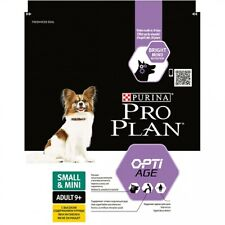 Food Dogs Adults Purina Pro Plan Small & Mini (Adult) ( +9 (Race Small)