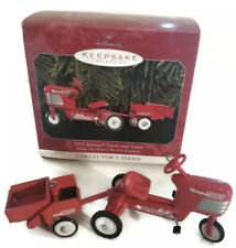 1955 Murray - Tractor & Trailer Kiddie Car Classics Hallmark Keepsake Ornament