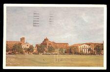 UCLA University of California Los Angeles CA University College  Postcard