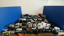 Lot Of 84 Used Digital Cameras Nikon, Canon, Olympus, Kodak ,HP, Fujifilm P/R