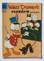 Walt Disney's Comics and Stories #230 1959 Donald Duck Uncle Scrooge Barks -c/a