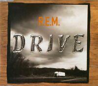 R.E.M. (REM ) - DRIVE - 3 TRACK CD SINGLE 1992 RARE