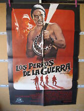 A4690 Los perros de la guerra Christopher Walken,  Tom Berenger,  Colin Blakely,