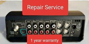 *REPAIR* No Response Bose P1 remote LifeStyle LS 40 50 M1 multi-room interface