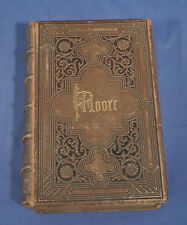1854 The Poetical Works of Thomas Moore Compl Leather Steel Engravings Decorativ