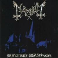 MAYHEM - DE MYSTERIIS DOM SATHANAS (1994) Norwegian Black Metal CD+FREE GIFT