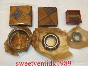 (1)..NOS New Departure Front Outer Wheel Bearing...#909023...Chevrolet 1931-1935