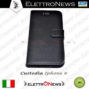 Custodia Iphone 6 Cover Custodia Libro Elegante