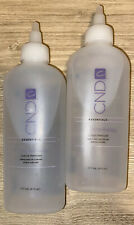 Lot Of 2 CND Creative Nail Design CUTICLE AWAY Remover 6oz/177ml