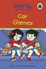 Topsy and Tim: Car Games, Jean Adamson | Hardcover Book | Acceptable | 978184646