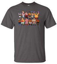 """Classic Nes Nintendo """"8 Bit"""" Mike Tyson's Punchout T-shirt Shirt or Long Sleeve"""