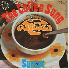 7inch OSIBISA the coffee song GERMAN EX+ 1976  (S1217)