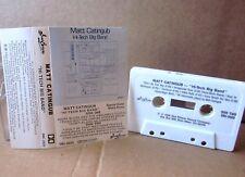MATT CATINGUB jazz Hi-Tech Big Band cassette tape 1987 Honeysuckle Rose