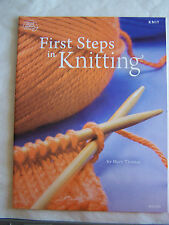 First Steps In Knitting from American School